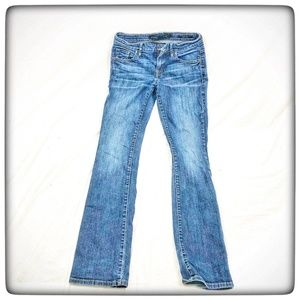 Guess Women's Jeans Size 27 Mid Boot
